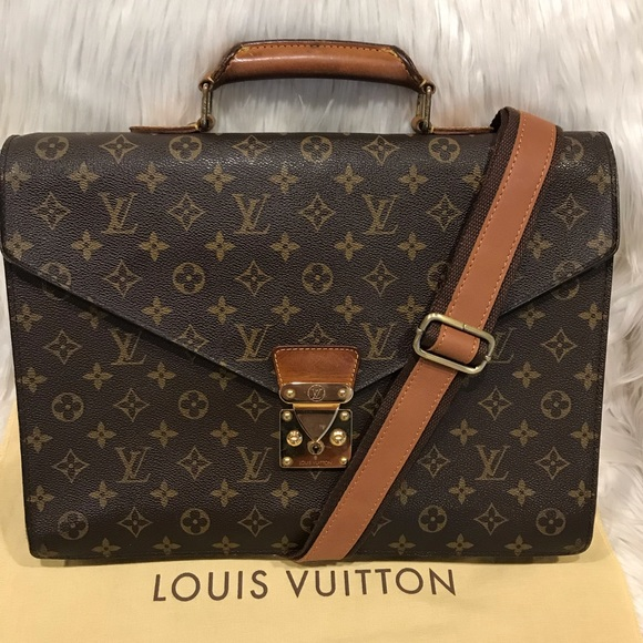 b988aa859dd8 Louis Vuitton Handbags - Louis Vuitton Conseiller (Brief Case Type) Bag